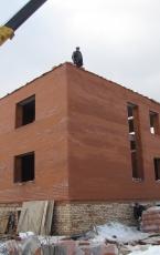 Строительство коттеджа (7)
